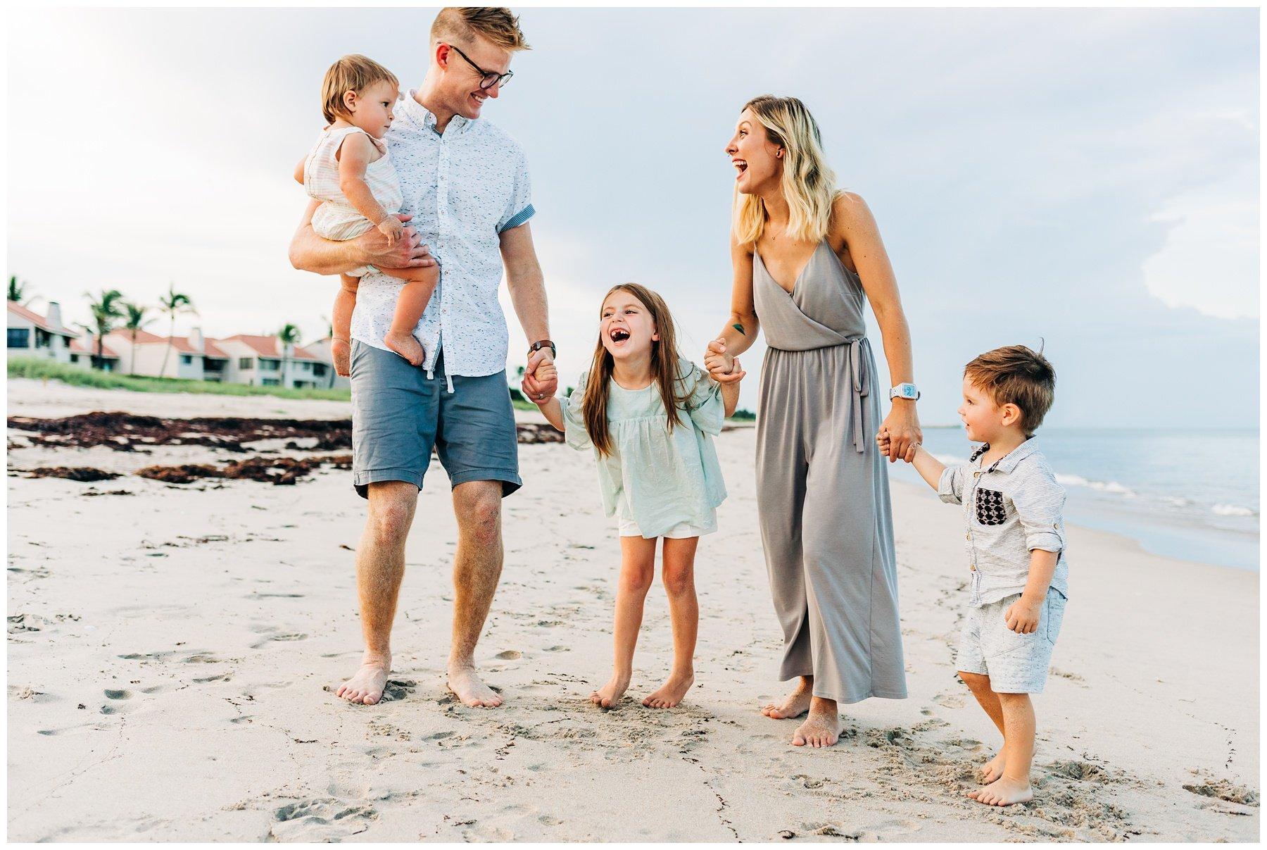 Family Photography in Boynton Beach, Florida
